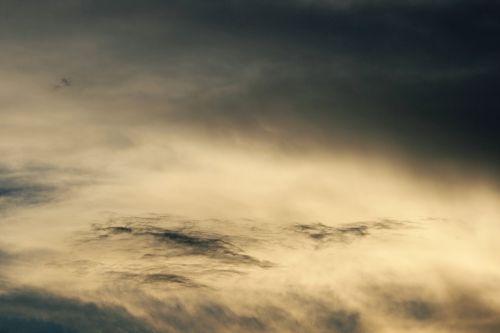 Fleecy Dark Cloud