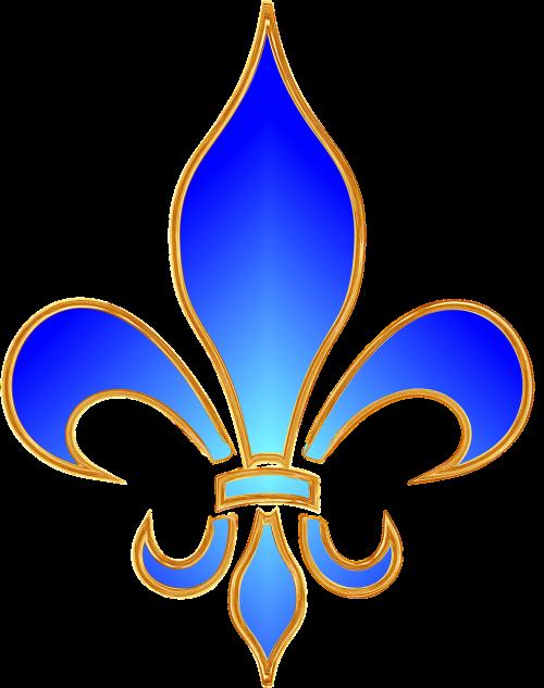 fleur symbol design