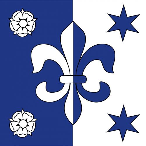 fleur de lis coat or arms heraldry