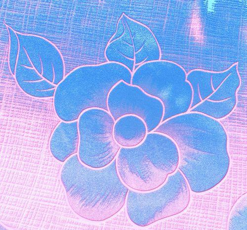 Pastel Flower # 1