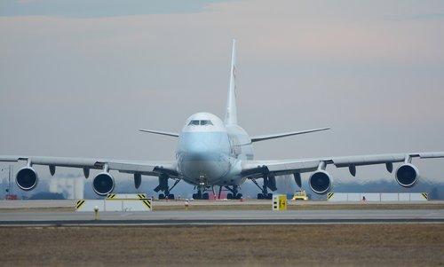 flight  boeing 747  aircraft