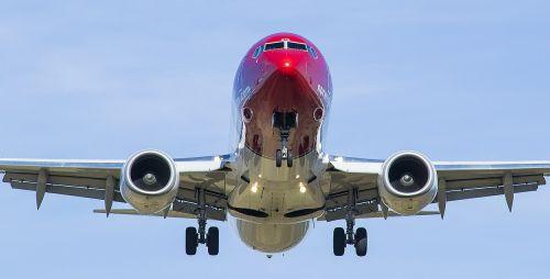 flight aircraft boeing 737