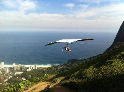flight free flight hang gliding