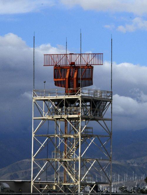 Flight Control Tower