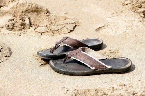 flip flops beach summer