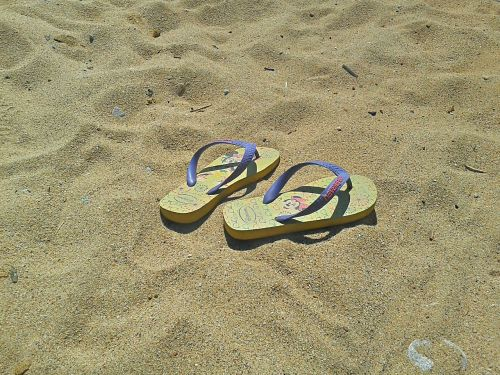 flip flops shoes summer