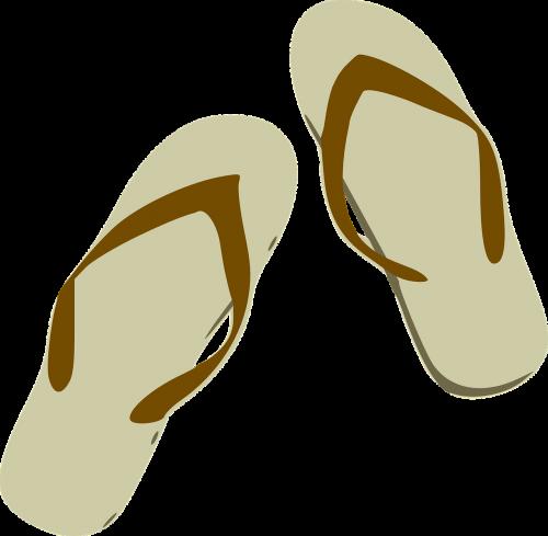 flip flops sandals footwear