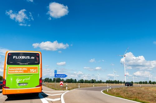 flixbus highway germany