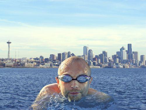float water swim