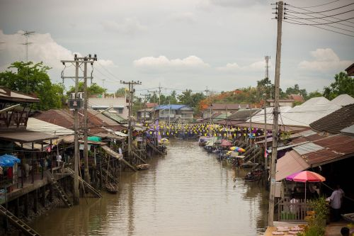 floating market canal classic