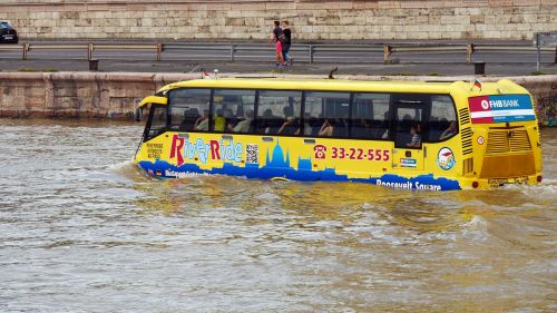 flood coach bus