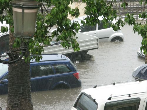 flood high water flooding