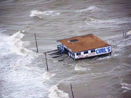 flood storm surge