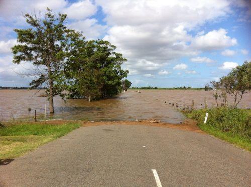 flooded disaster flooding