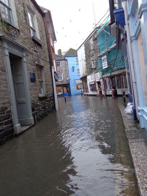 Flooded Village