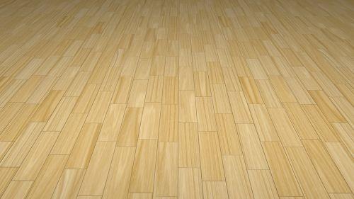 floor wood stepping on