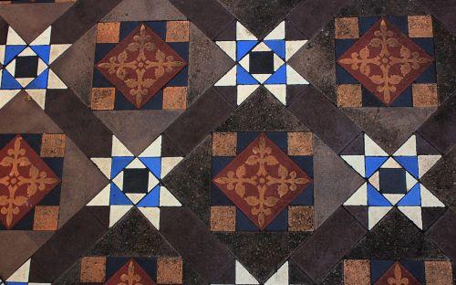 Floor Tile Background