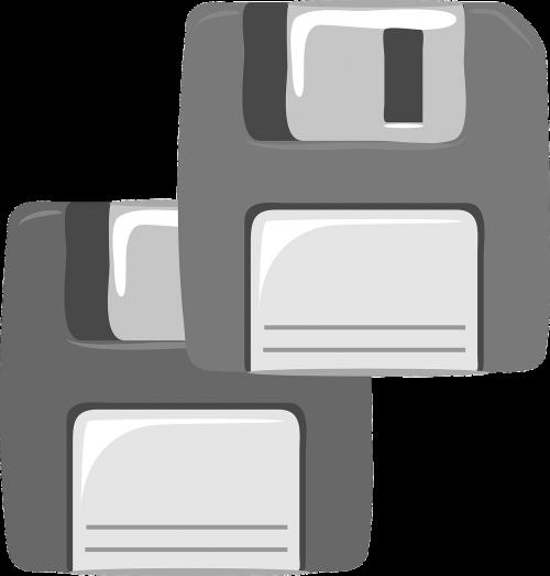 floppy disks discs