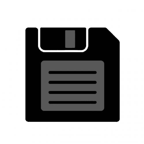 floppy computer data