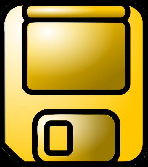 floppy disk disc