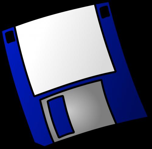 floppy disk media