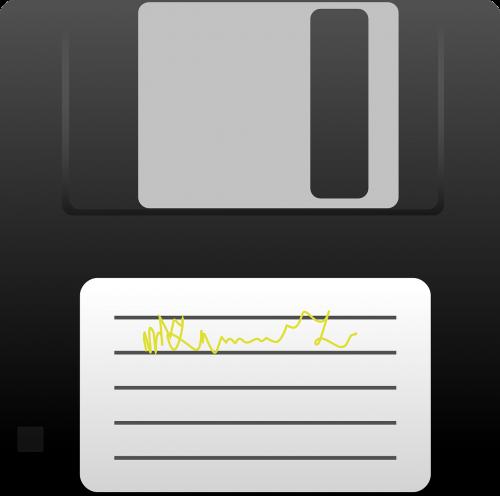 floppy drive disk