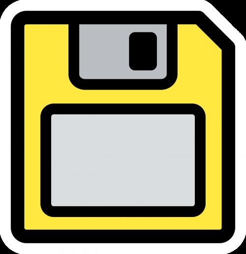 floppy disk disc data