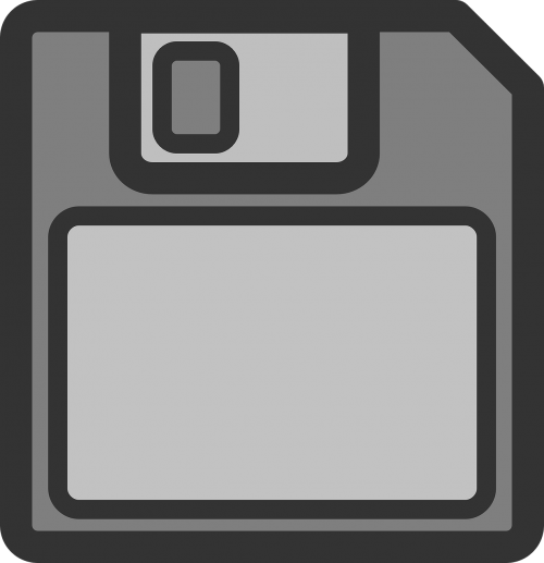 floppy disk save file