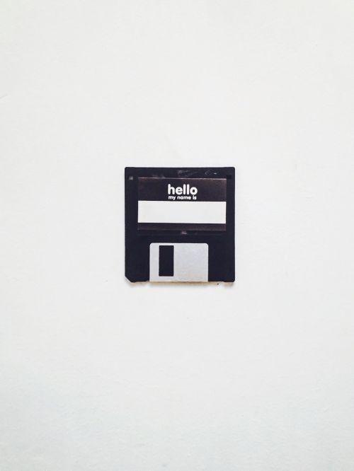 floppy disk disk vintage