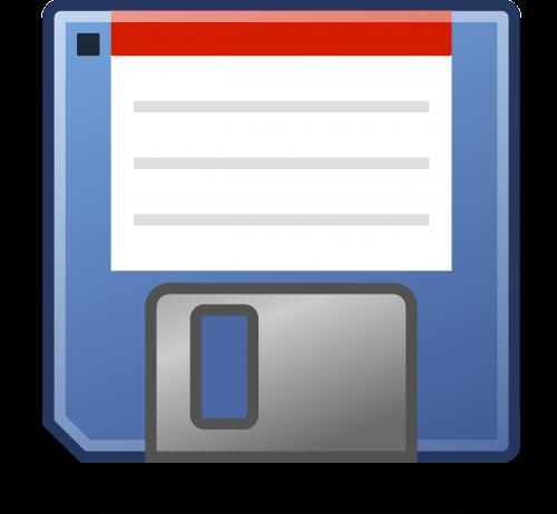 floppy disk disk storage