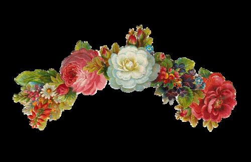 floral flowers vintage