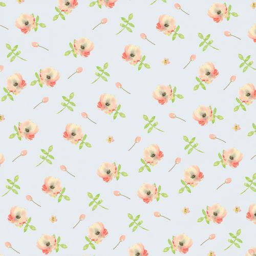 floral background floral paper floral pattern