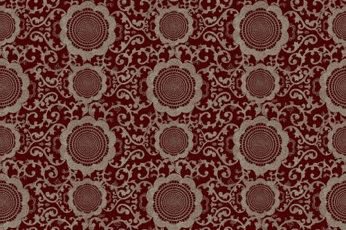 Floral Ethnic Pattern 5