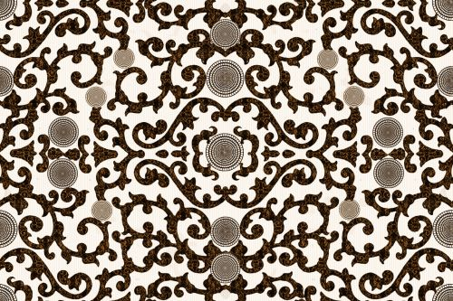 Floral Ethnic Pattern 7