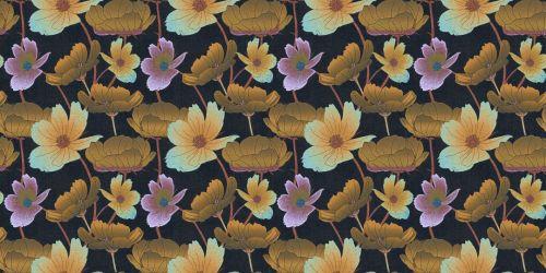 Floral Pattern Background 1116