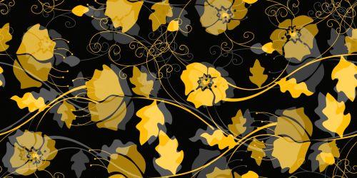 Floral Pattern Background 324
