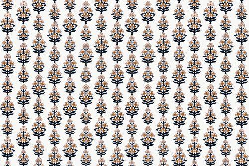 Floral Pattern Background 628