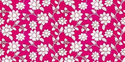 Floral Pattern Background 757