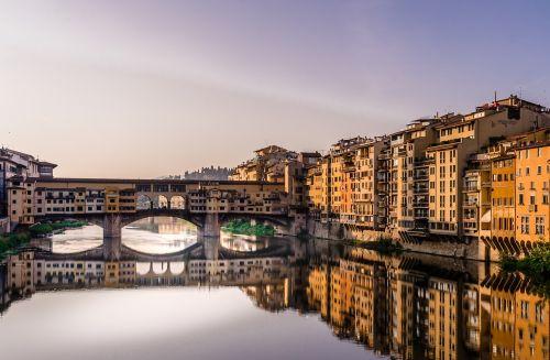 florence ponte vecchio tuscany