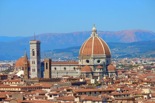 florence italy dome