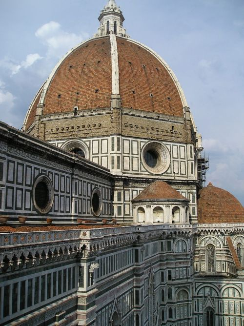 florence florence cathedral dome