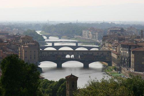 florence bridges italy