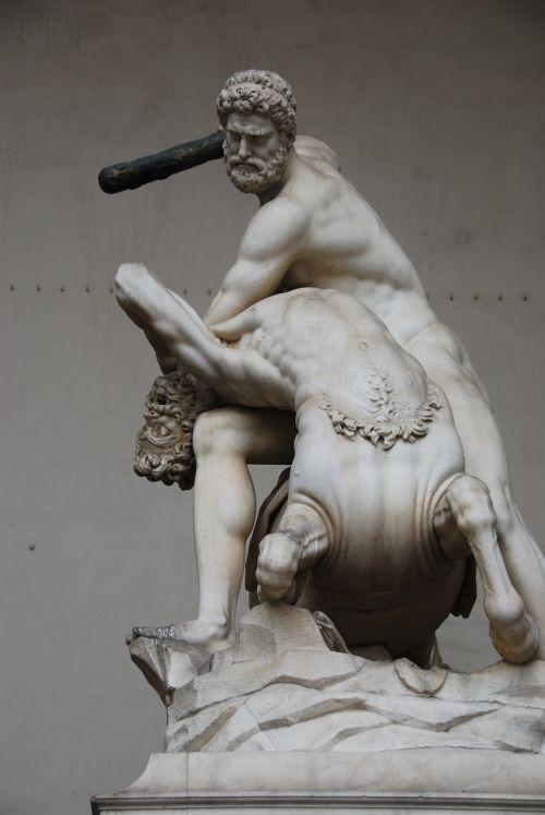 florence hercules centaur