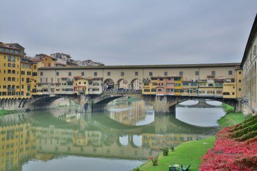 florence italy pont d vecchio