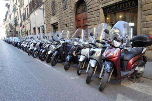 florence italy bikes