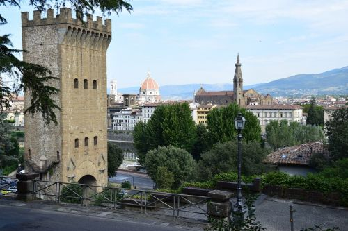 florence monuments italy