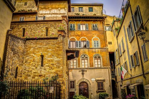 florence italy architecture