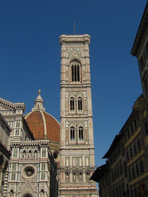 florence campanile santa maria dei fiore