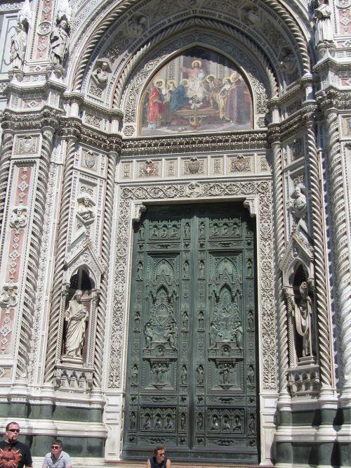 florence dom facade