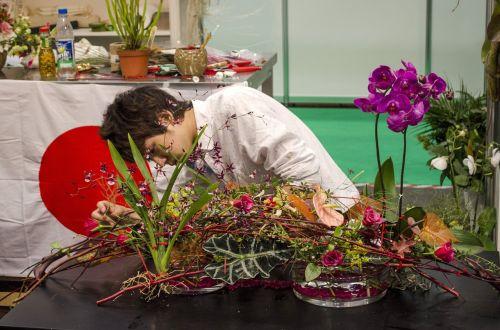 florist flowers arrangement